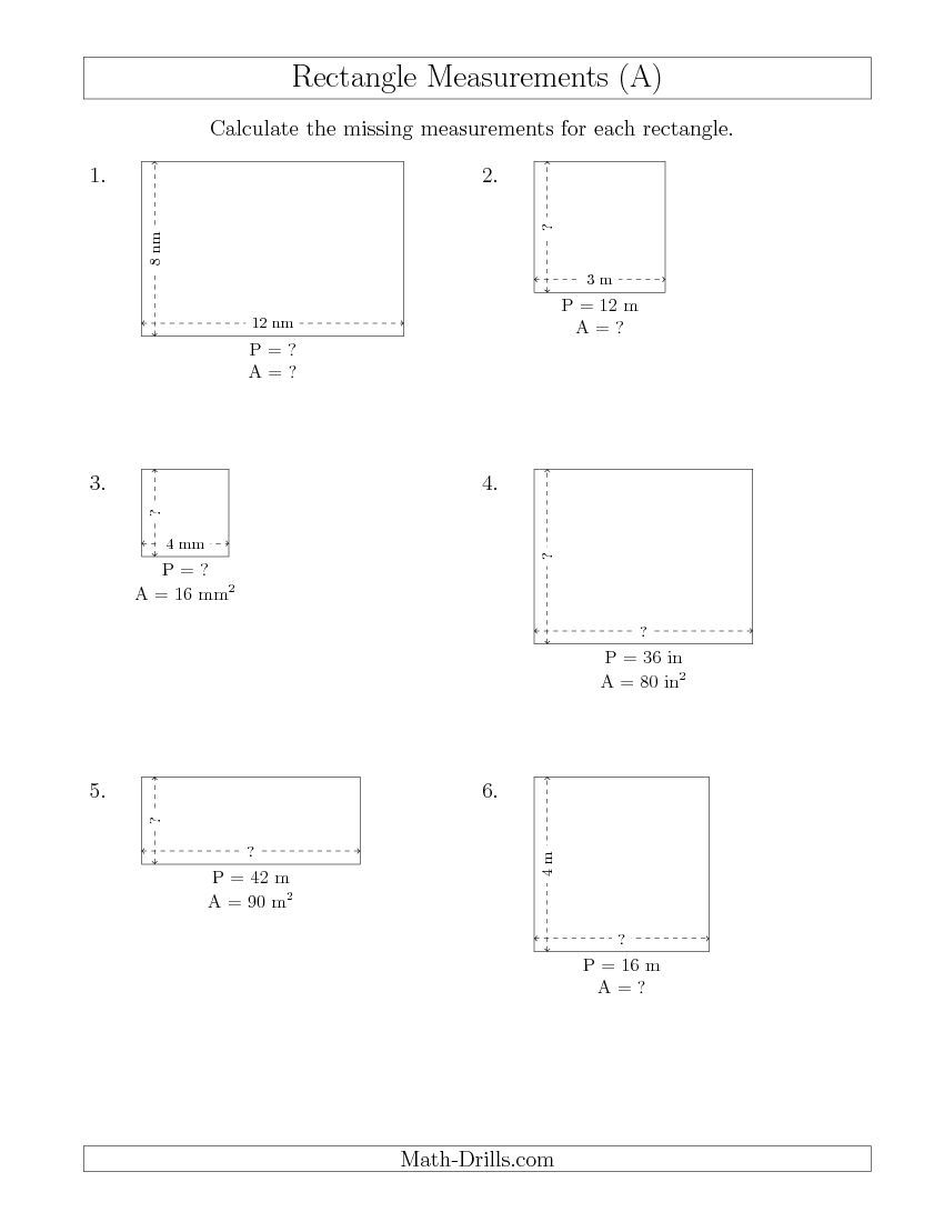 new 2015 06 29 calculating various rectangle measurements smaller whole numbers a math. Black Bedroom Furniture Sets. Home Design Ideas
