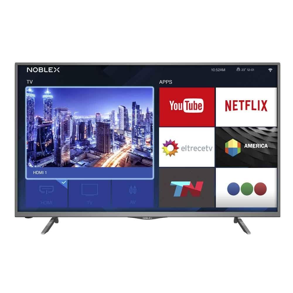 Smart Tv Led 50 Full Hd Noblex Ea50x6100 Smart Tv Netflix Apps