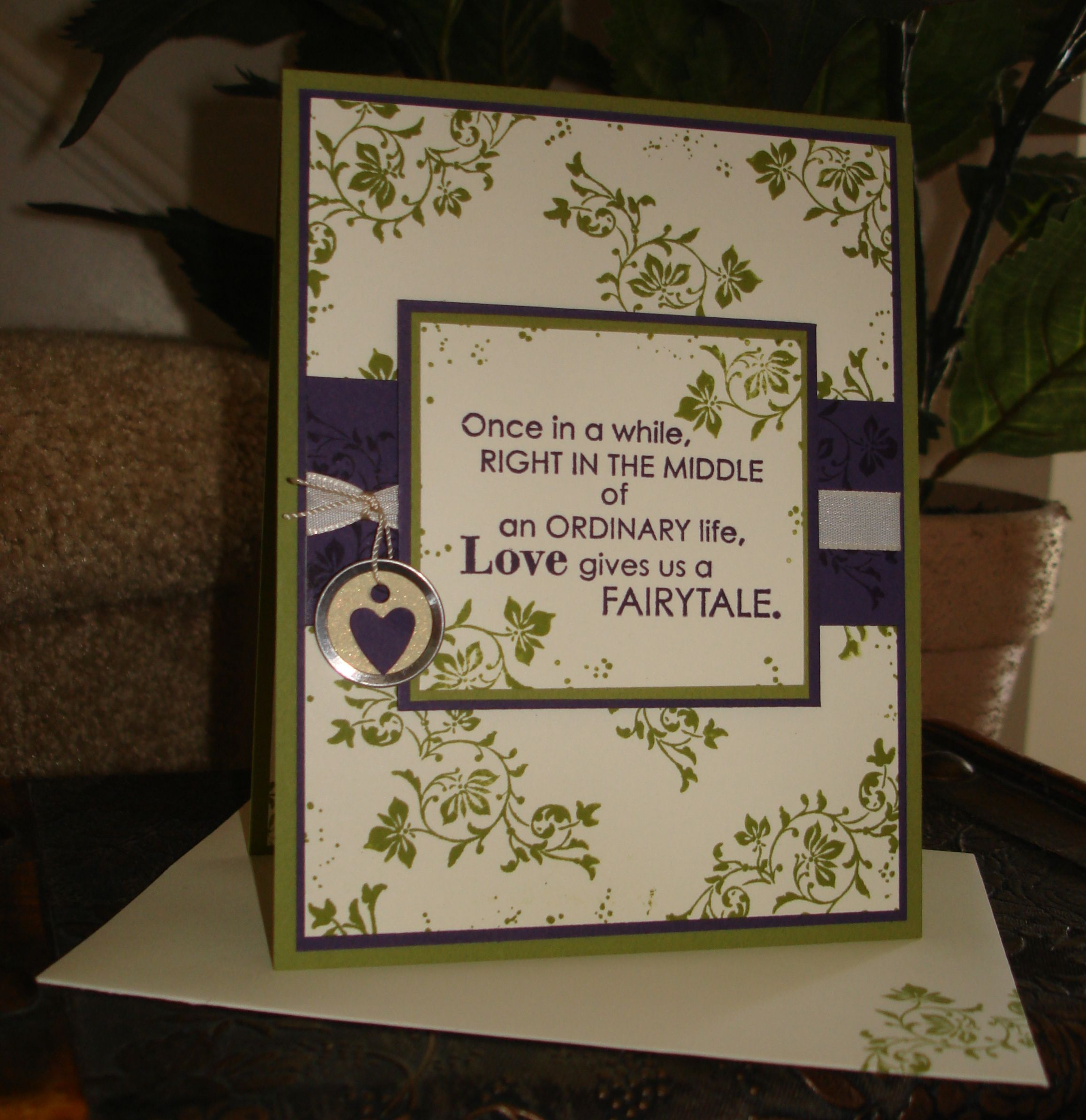 olive and eggplant wedding Google Search Cards