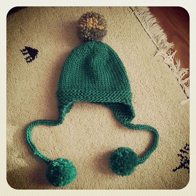 Ravelry: Oliver's Earflaps pattern by Kristina Schmidt ...