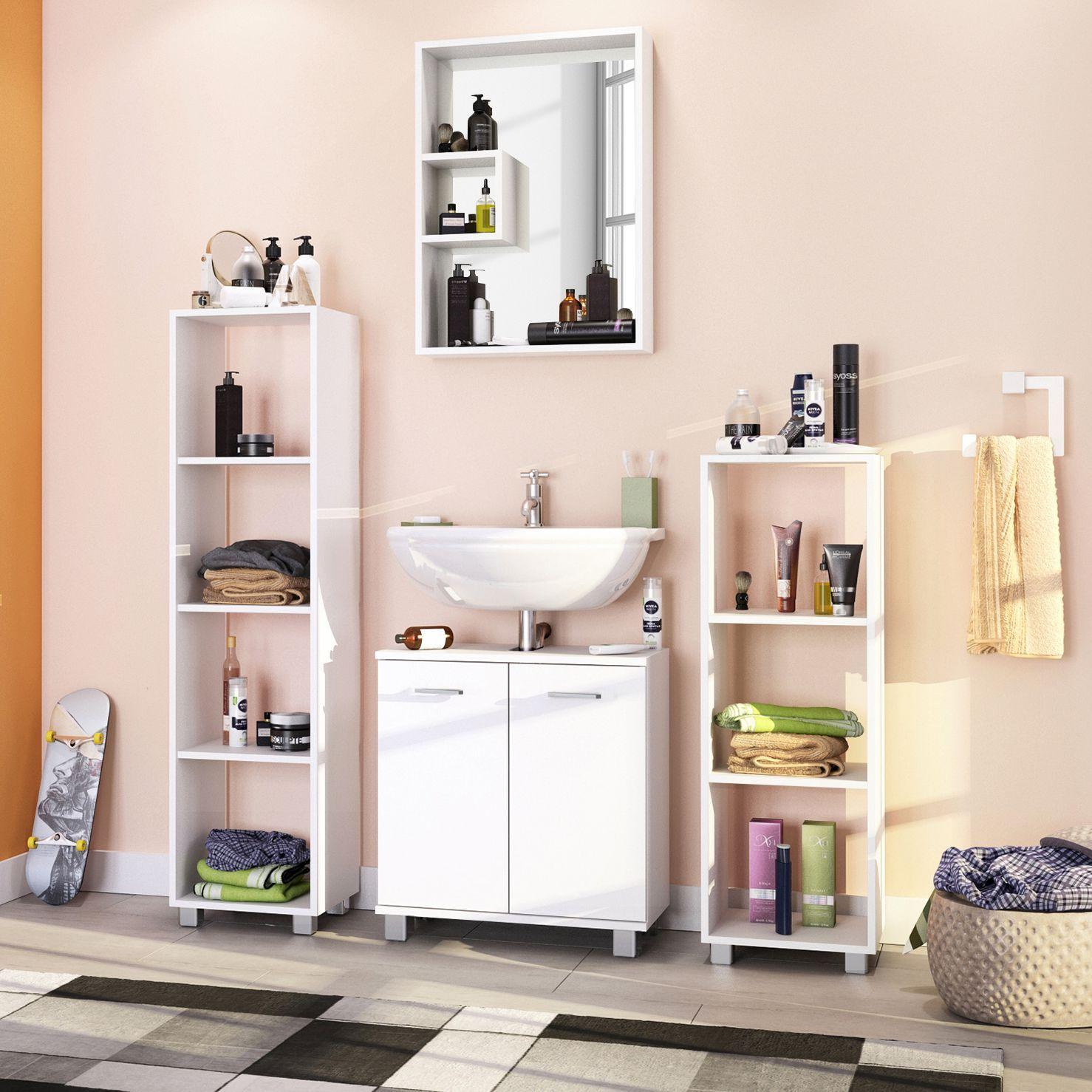 Regal Box In 2020 Wohnung Badezimmer Dekoration Waschbeckenschrank Wohnung Badezimmer