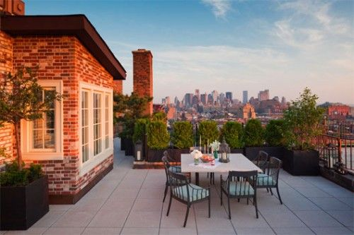 Jennifer Aniston Reportedly Buying 15m West Village Penthouse