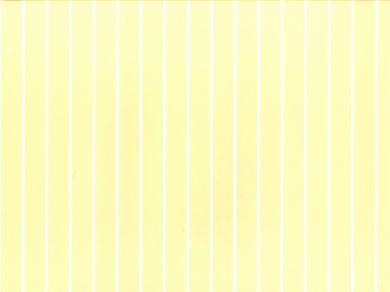 Pastel Yellow Striped Wallpaper