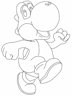 Mario Kart Characters Coloring Pages Mario Coloring Pages