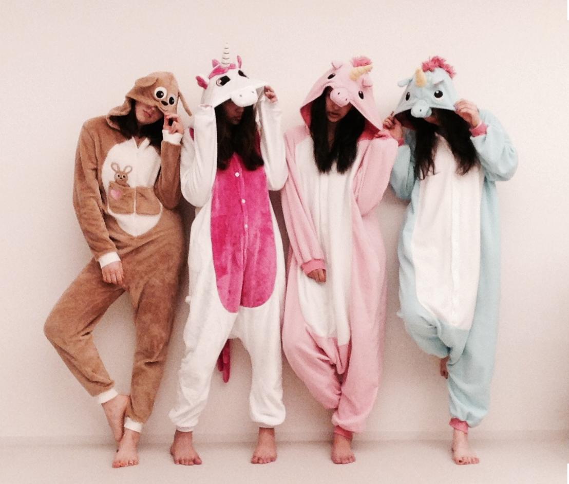 Agree, very Tumblr candid teen girls pajamas think