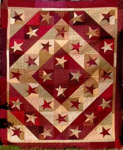 a great quilt for quilts of valor