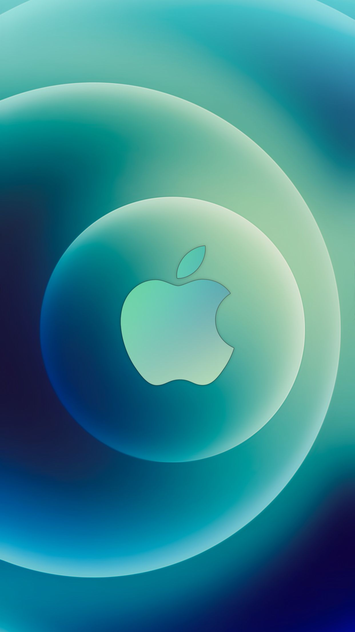 Apple Iphone 12 Logo Wallpaper Wallpaper Iphone Wallpaper Apel Wallpaper Iphone Hitam