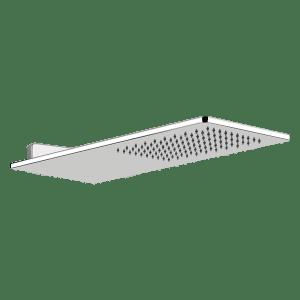 33095 - Gessi ISPA Solid Horizontal Shower - Bathroom #abeyaustralia #gessi #showerhead