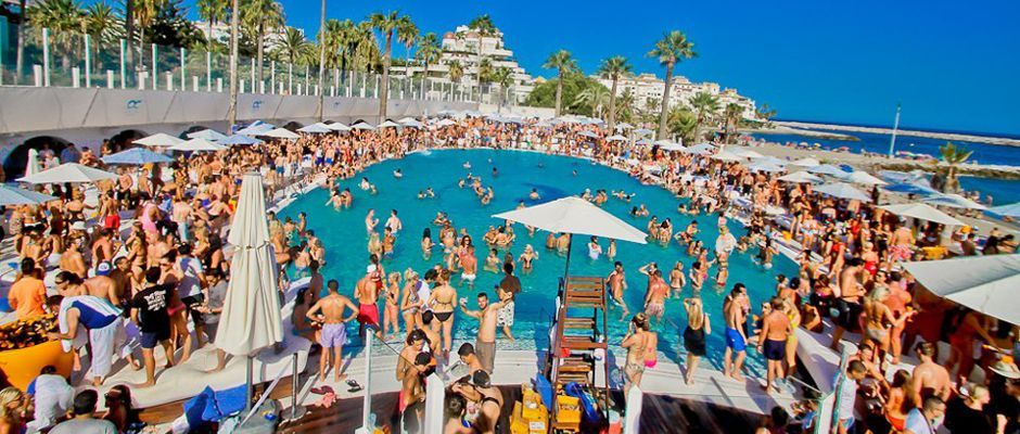 ec02d021f5 Ocean Club, Marbella More than just a beach club. Located in the heart of  Puerto Banus, Ocean Club is set in magnificent surroundings, front line  beach with ...