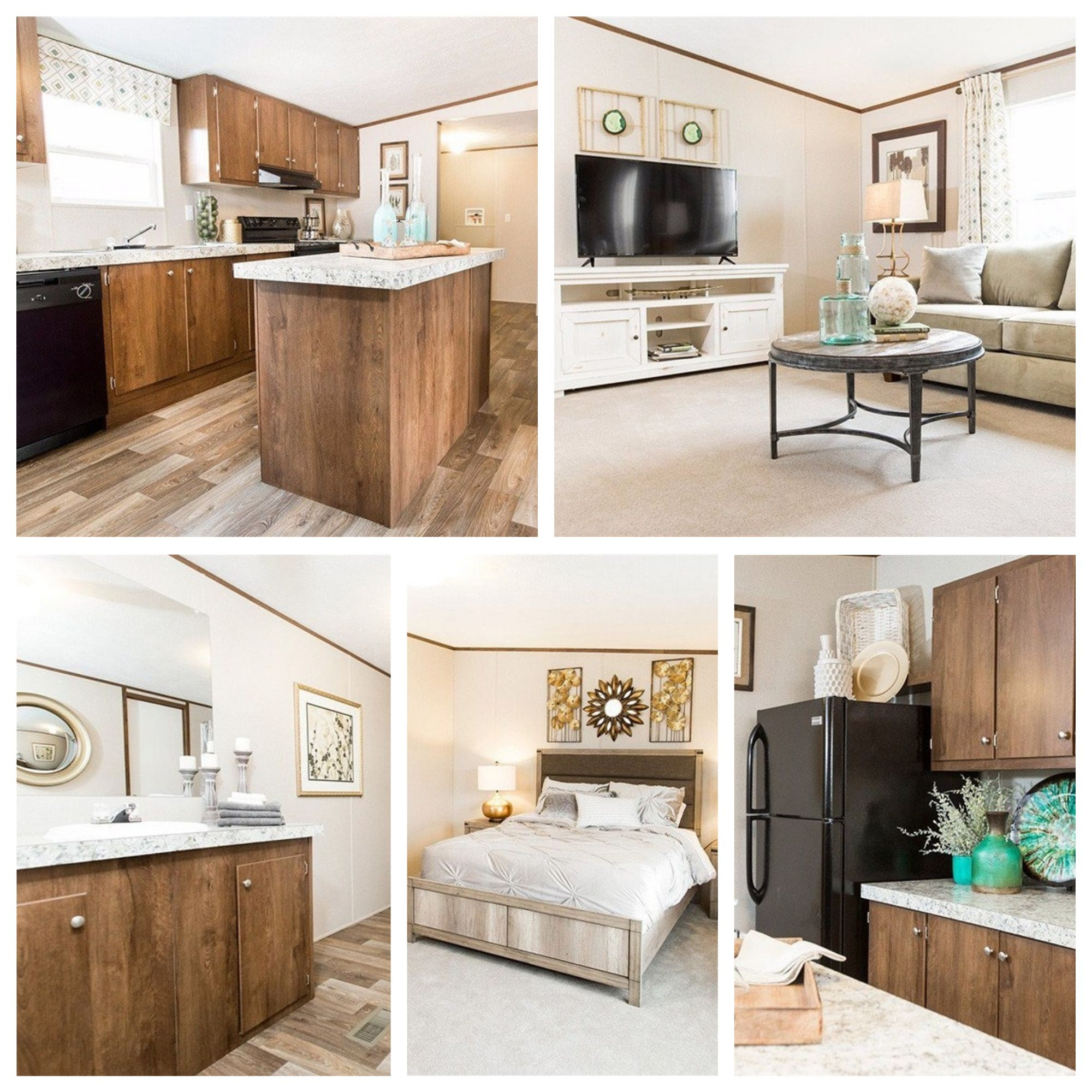 4 Bedroom Mobile Home Starting At Just 52,499 in 2020