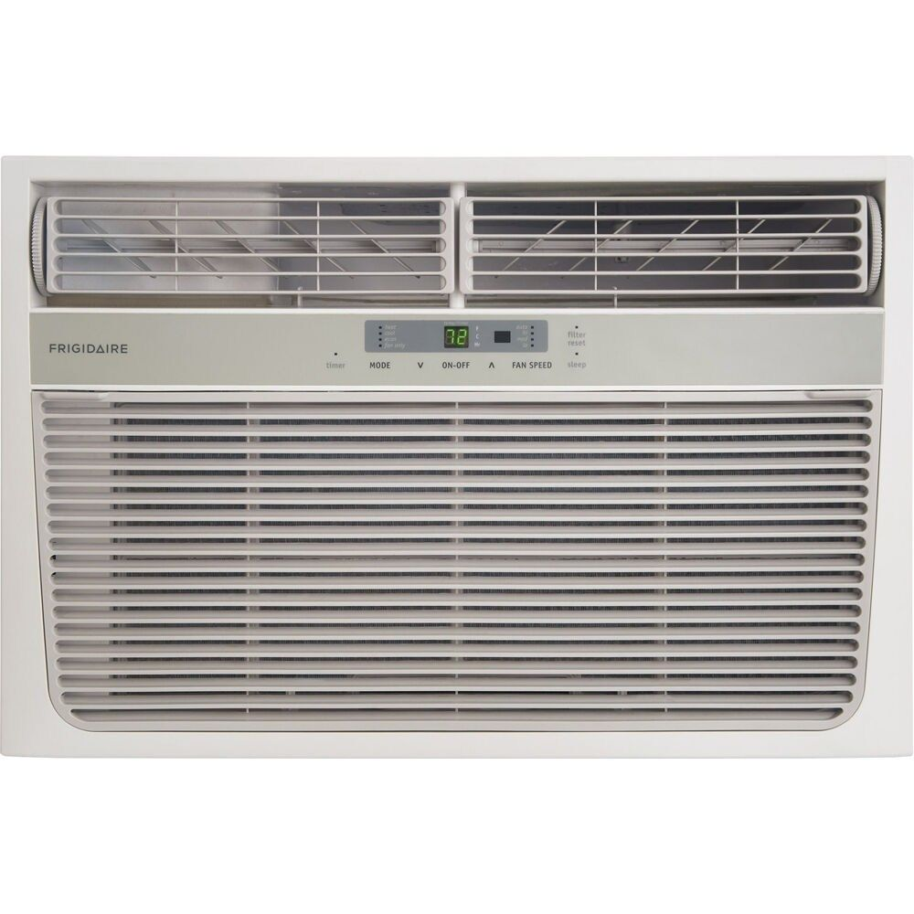 Frigidaire 11 000 Btu 115 Volt Heat Cool Window Air Conditioner With Remote Control Best Window Air Conditioner Window Air Conditioner Air Conditioner With Heater