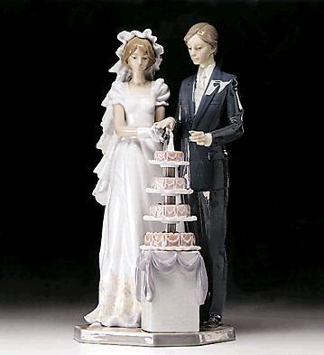 Lladro Wedding Cake Your Authorized Dealer