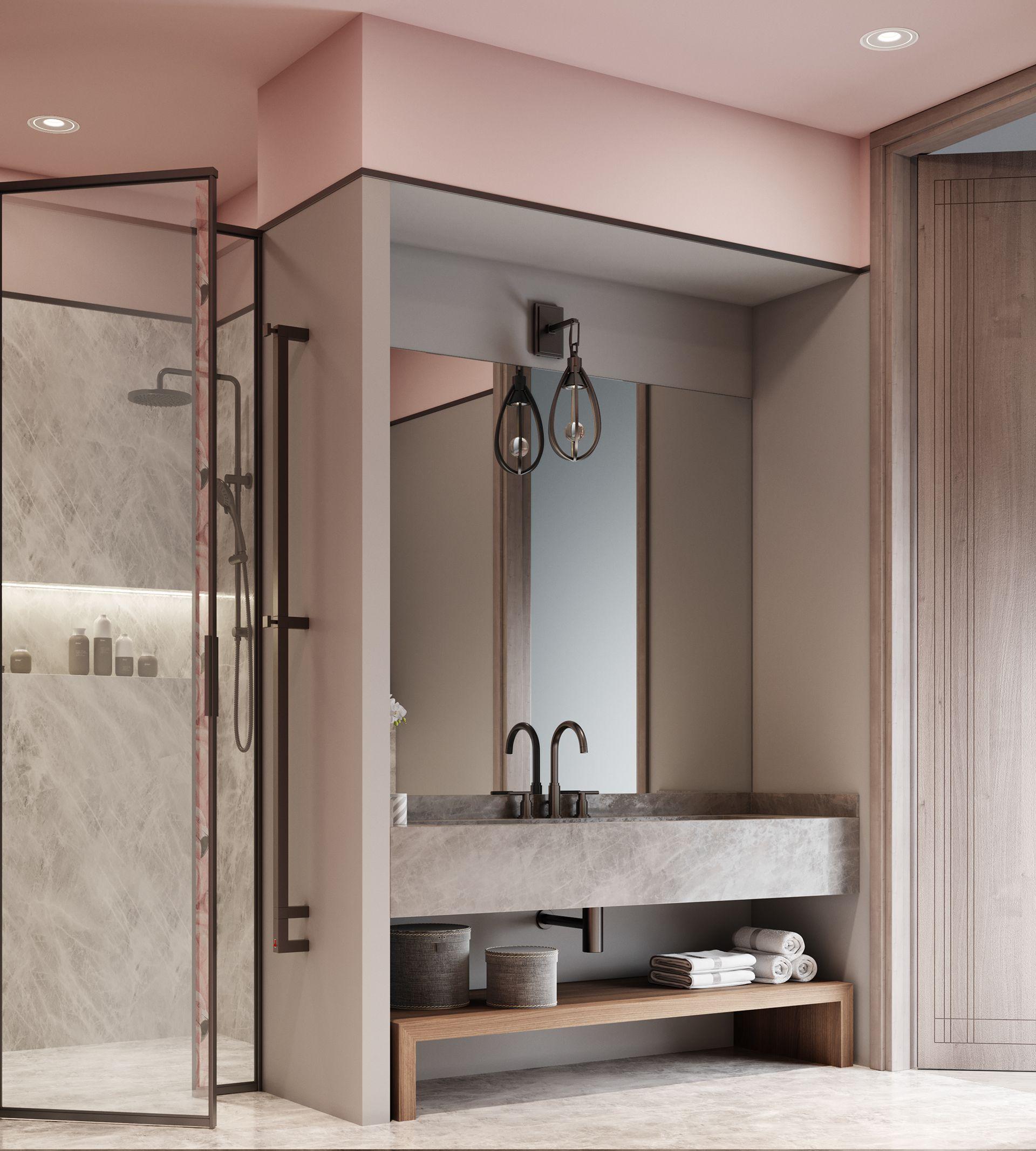 Https Www Behance Net Gallery 56069087 Apartment Project