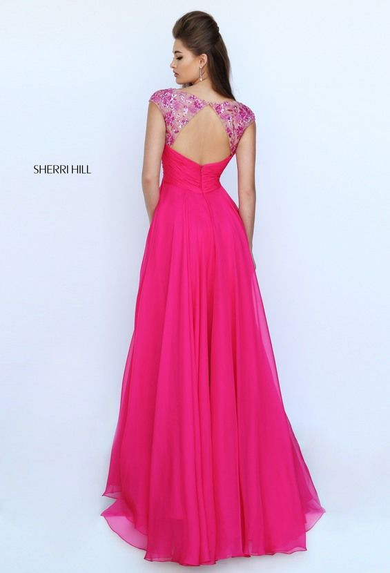 SHERRI HILL 50045. Short Prom DressesChiffon ...