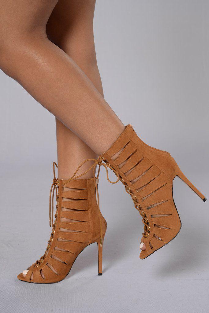 Hear Me Roar Heel - Hot Pink, Shoes   Fashion Nova