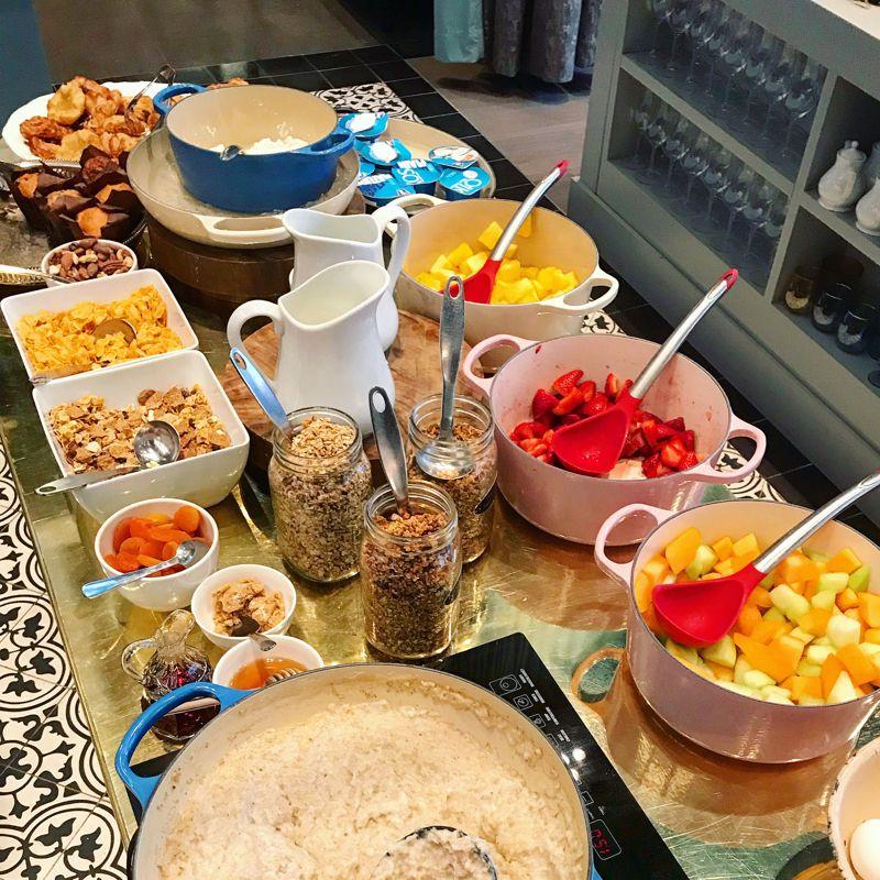 hotel le germain breakfast - brunch ideas