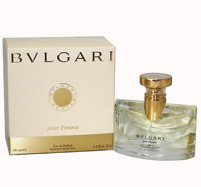 Bvlgari Eau De Parfum Spray Woman Female Fragrance Purfume