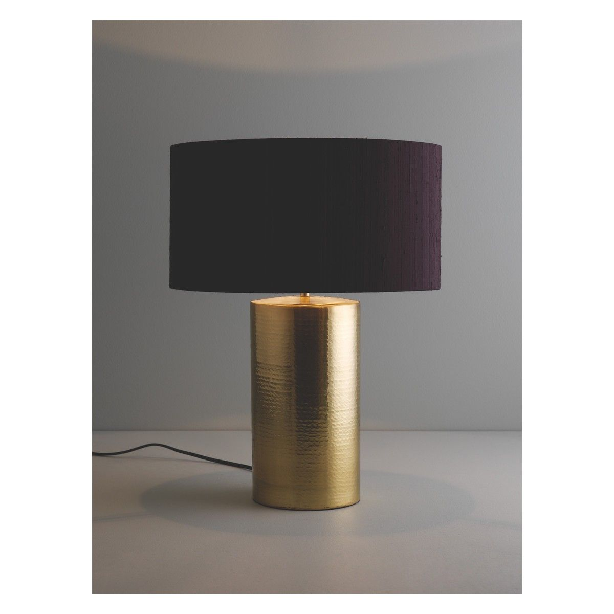 MARGO Brass table lamp base | Brass table lamps, Table lamp base ...