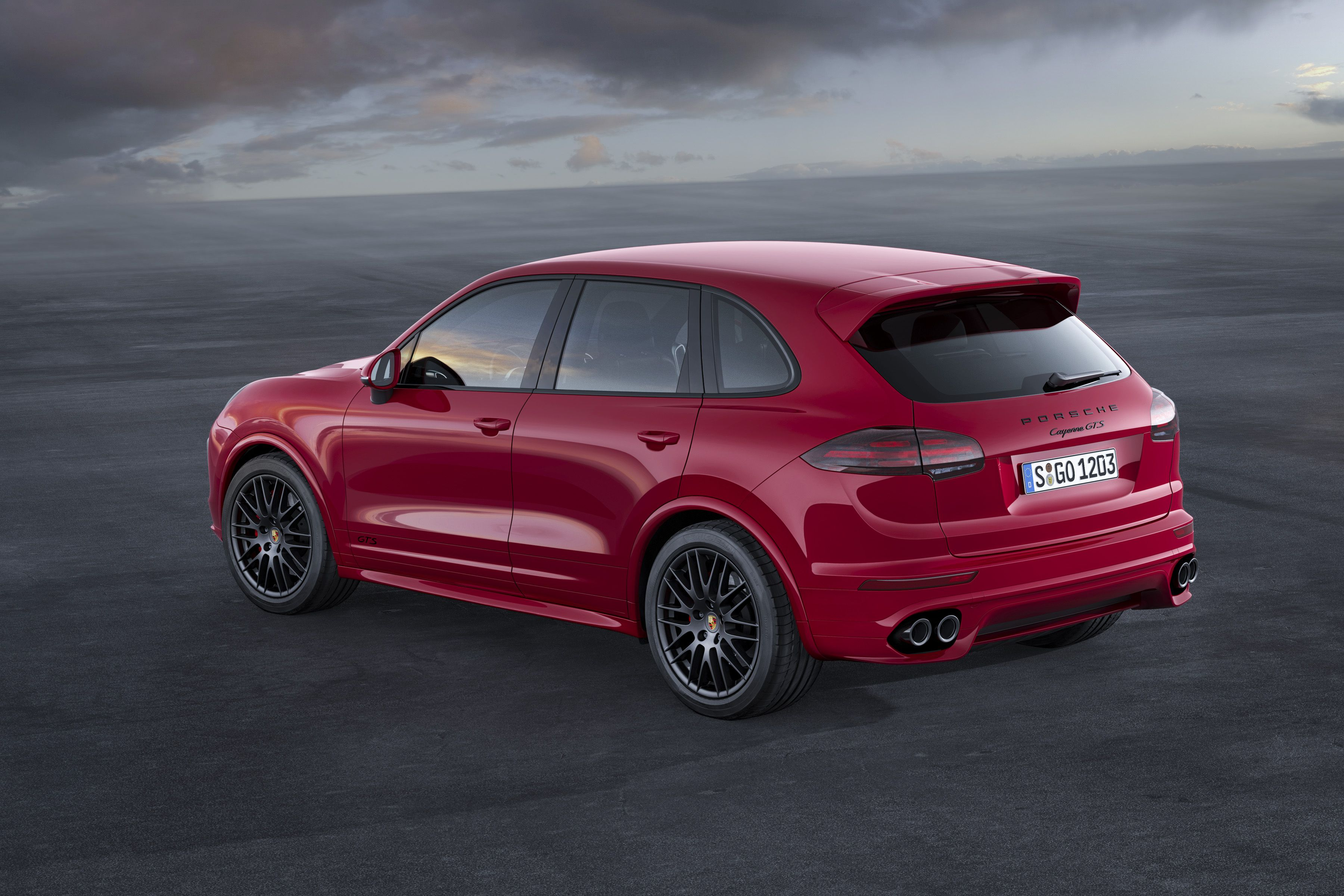 2016 porsche cayenne gts and turbo s test drive and review