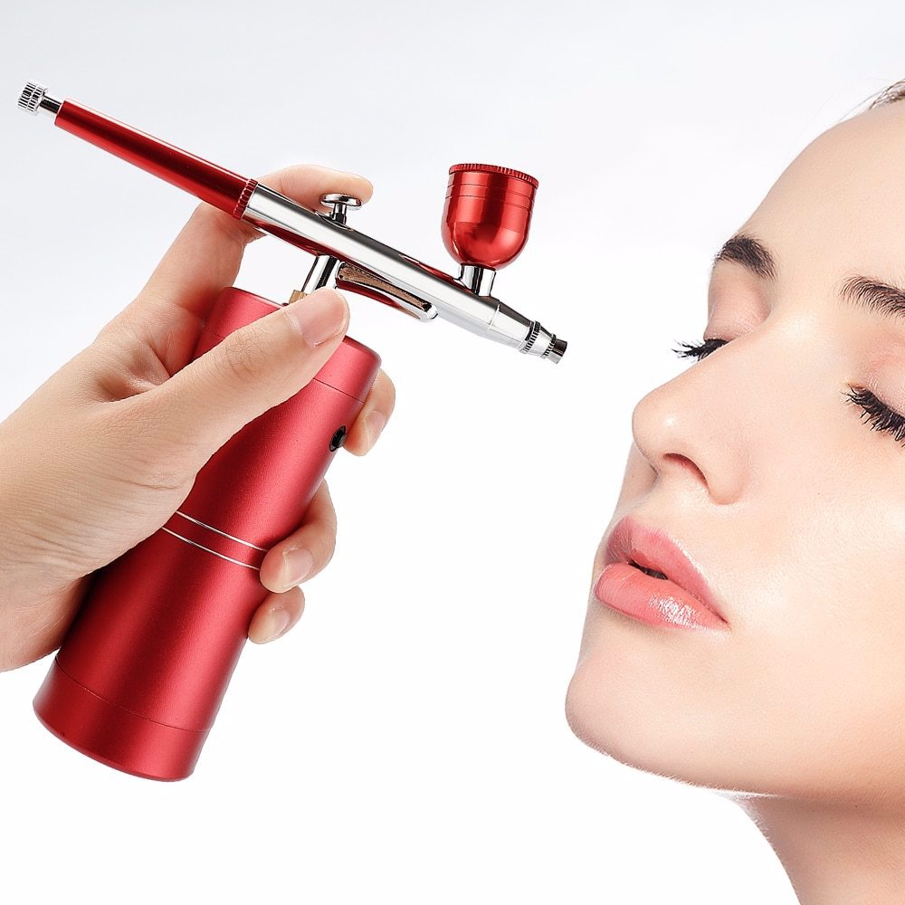 Portable Makeup Airbrush Kit the best makeup product