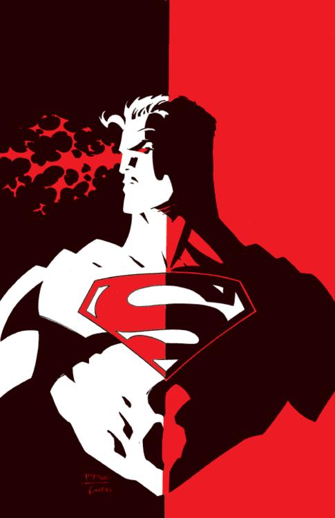 Red And Black Superman Art Superman Artwork Superhero Wallpaper