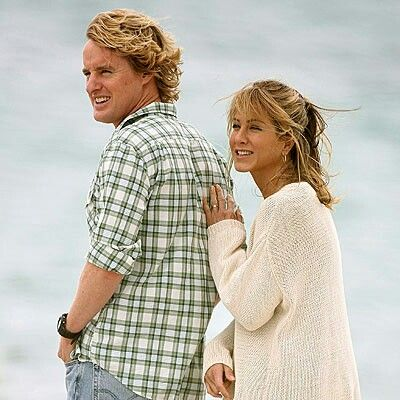 Owen wilson dating jennifer aniston