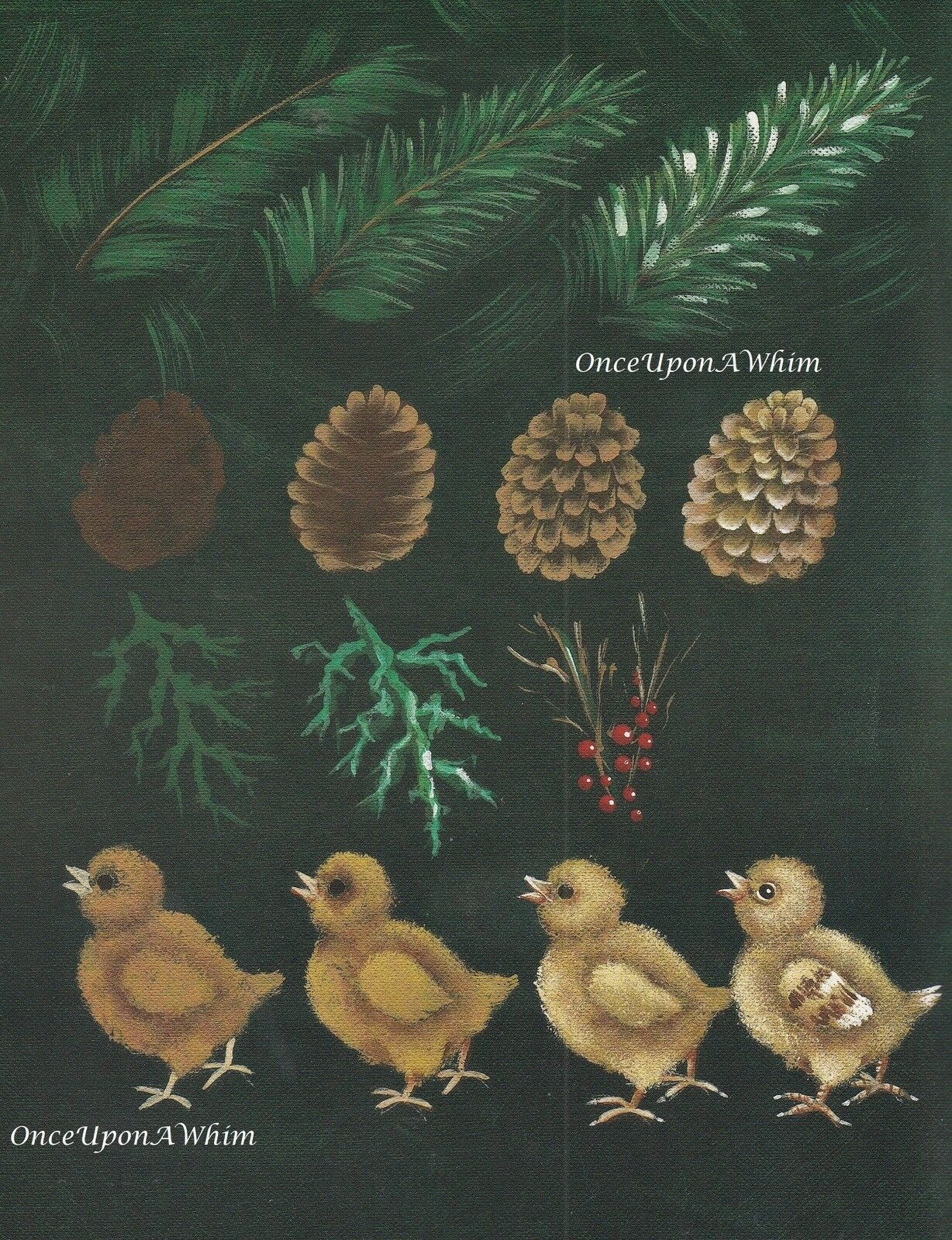 Chicken Pot Pie Collection Vol 3 Sandra McLean TOLE Painting Pattern Book HTF for sale online | eBay #tolepainting