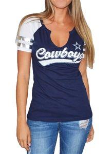 Dallas Cowboys Womens Star Pride Tee  21e323050