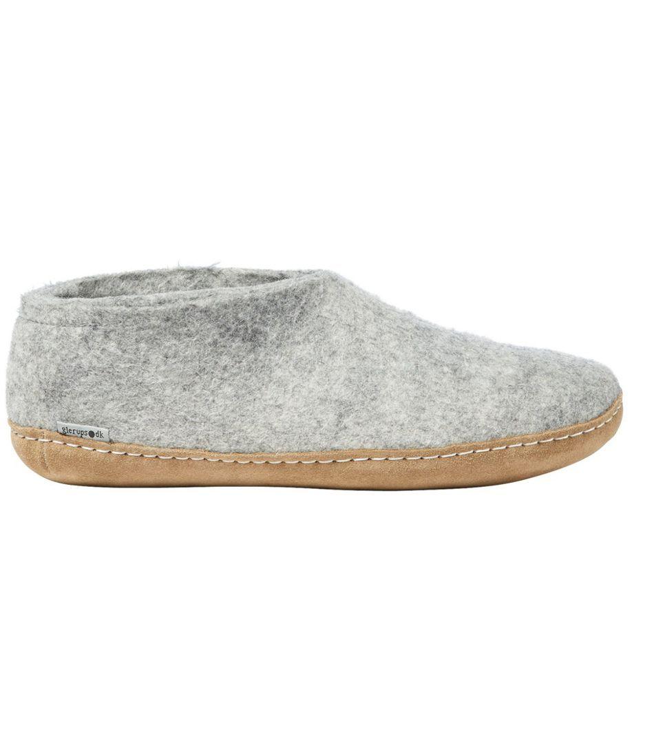 Adults Glerups Wool Slipper Shoe In 2020 Mens Slippers Slippers Wool Slippers