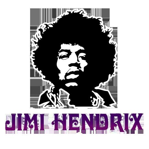 Rockermusthave Com Online Shopping Jimi Hendrix Logo Png 500 500 Remera Musica