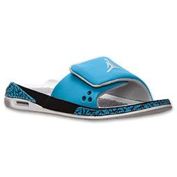 f017f3e606c75 Men s Air Jordan Retro 3 Slide Sandals