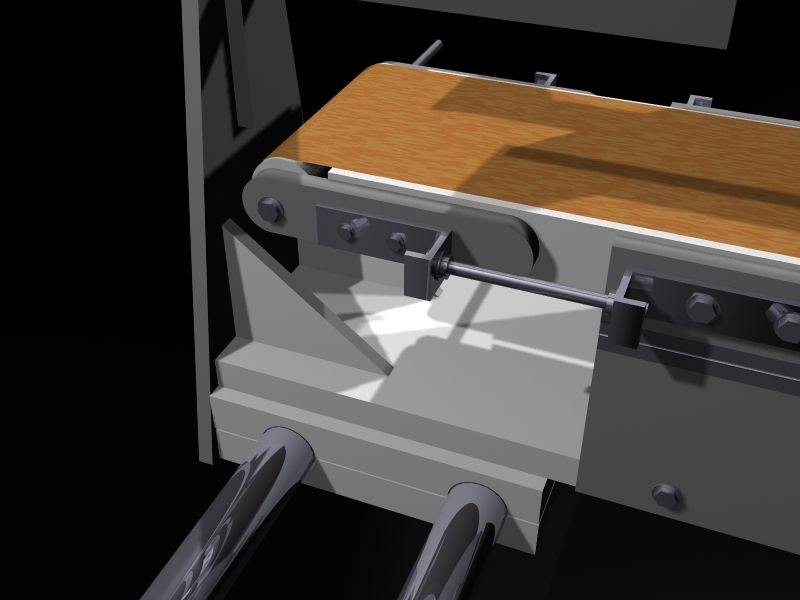 Building A Swing Arm Belt Sander