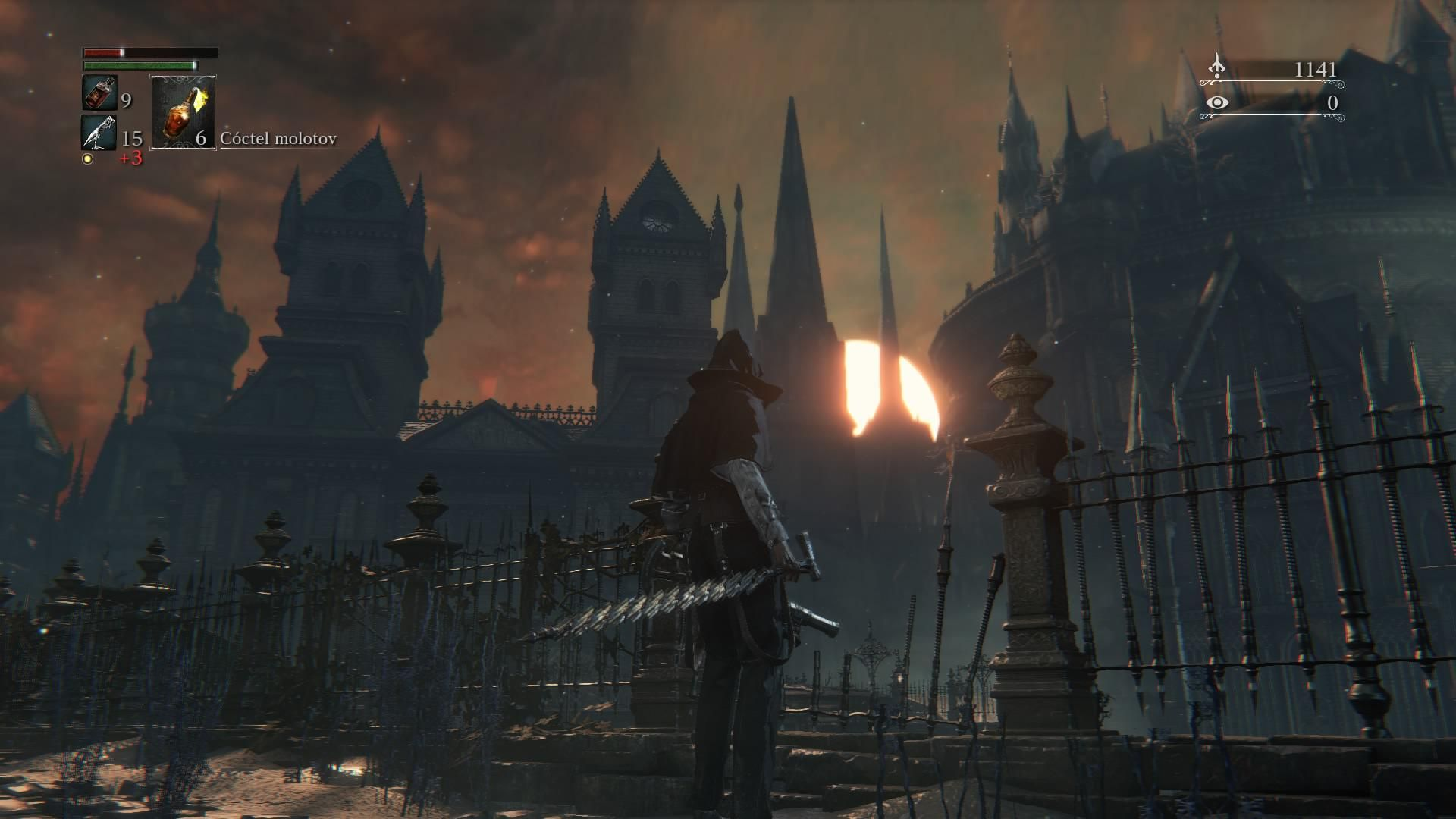 bloodborne exclusiva de PlayStation