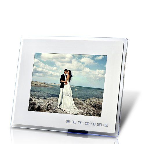12 Inch Digital Foto Baby Holiday Wedding Photo Frame Masterpiece ...