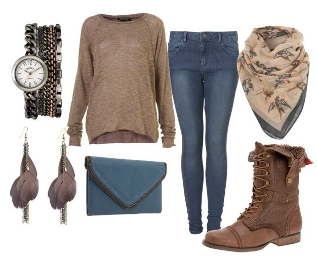 So cute!!! Maybe oxfords instead of combat boots ;)