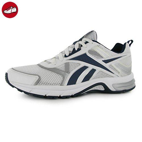 c1aa1e190720cd Reebok Pheehan Run 4 Herren Laufschuhe Sportschuhe Turnschuhe Training  Sneaker White Silv Navy 10