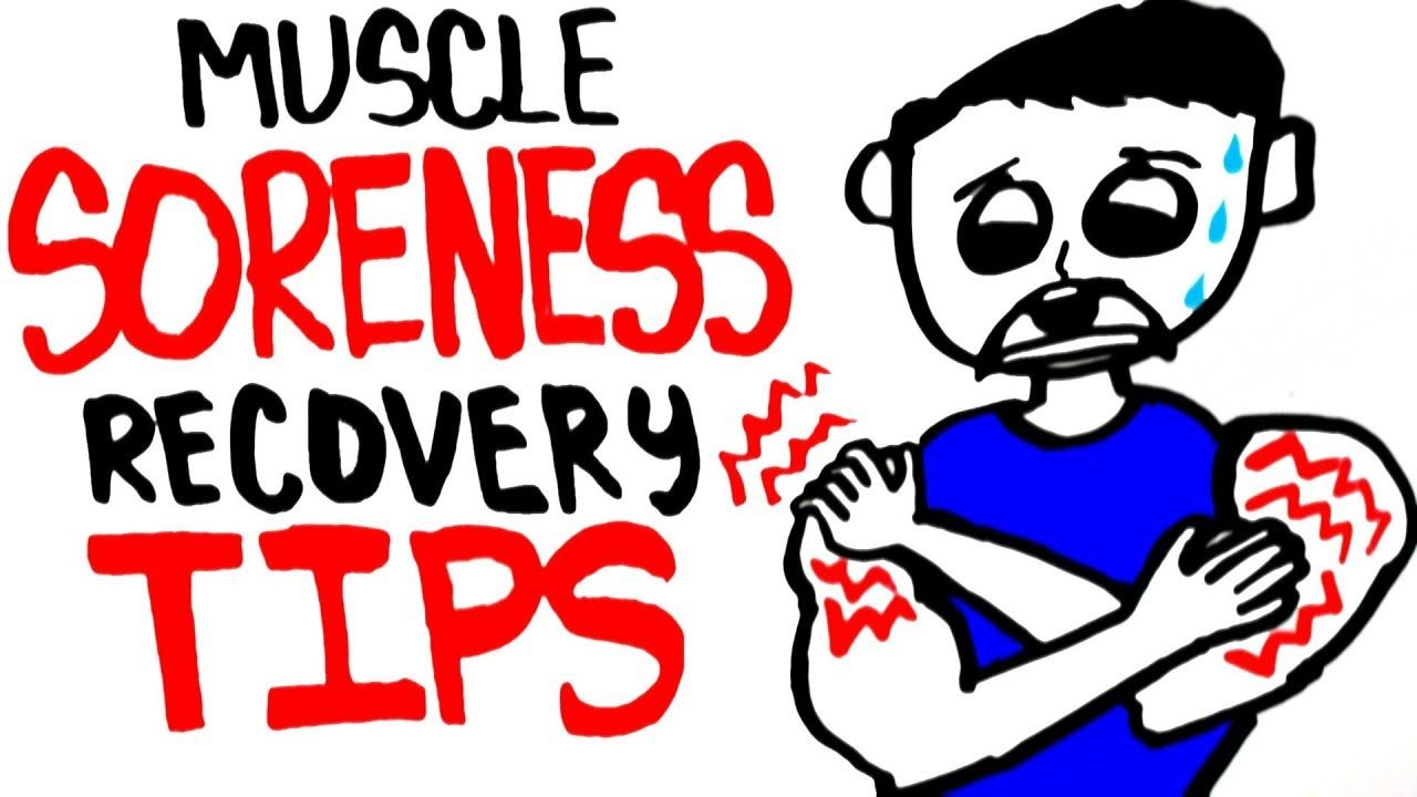 Muscle soreness and tips to recover fast bodybuilding