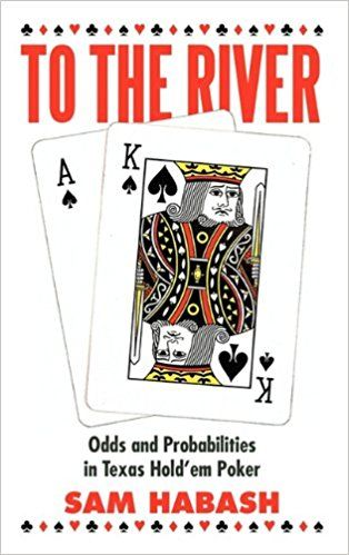 """To the River    In this guidebook """"To the River"""" for both novice and experienced poker players, an avid poker player combines his knowledge of the game with his expertise regarding stats and probabilities to provide all possible outcomes of the cards, ultimately helping poker players around the world improve their chances of winning."""