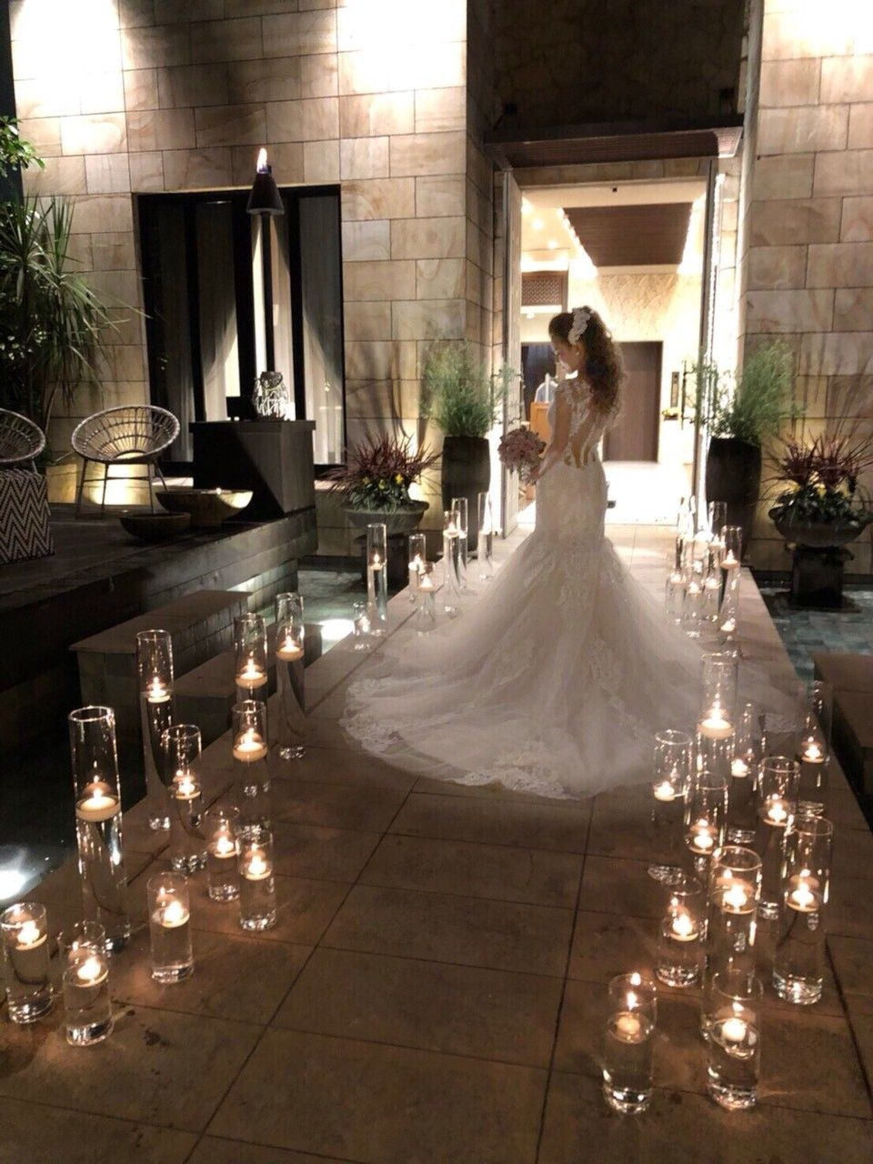 Wedding decorations tulle and lights october 2018 Adalyn wedding dress by Oksana Mukha   Real brides u Clients