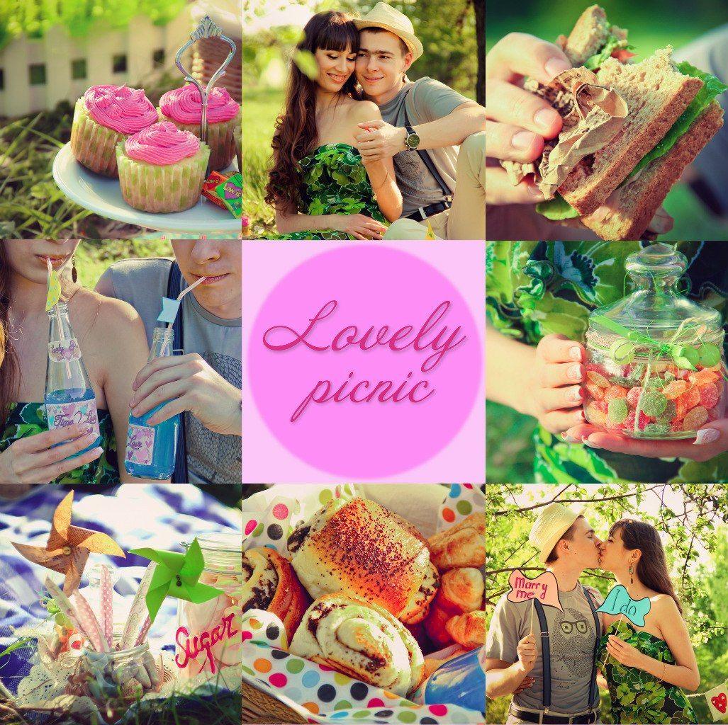 Picnic, Lovely, Love Story