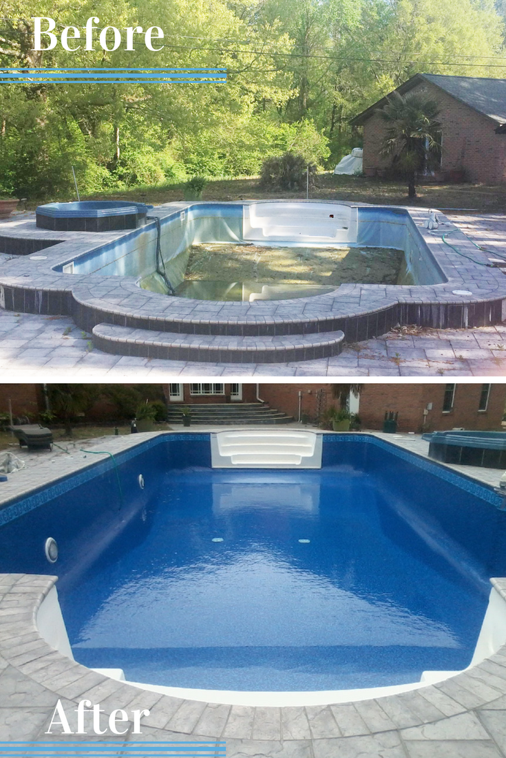 Revive your #pool just in time for #summer with a new ...