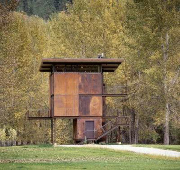 Holzbungalow Fertighaus 50 hochmoderne Holz und