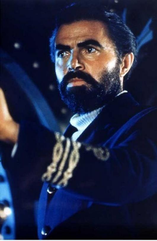 James Mason as Capt. Nemo | Leagues under the sea, Movie stars ...