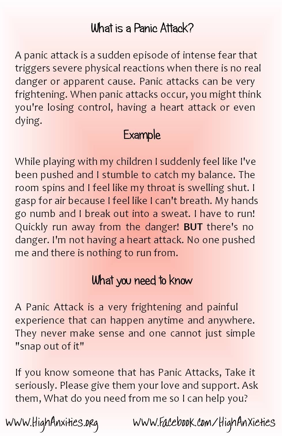 Pin by Faeqa Anoohi on Coach club | Panic attack treatment