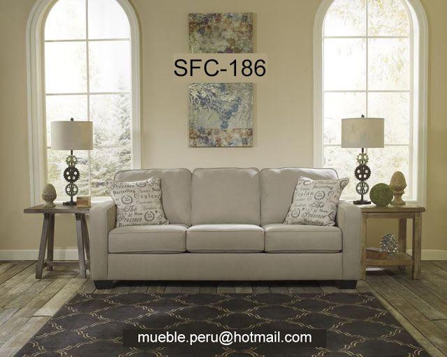 MUEBLE PERÚ, ha diseñado este hermoso Sofa Cama a medida. | SOFA ...