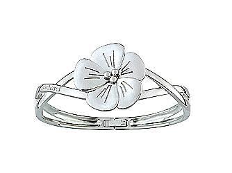 Bracelet Cacharel Rigide Fleur Argent 219e Cacharel Pinterest