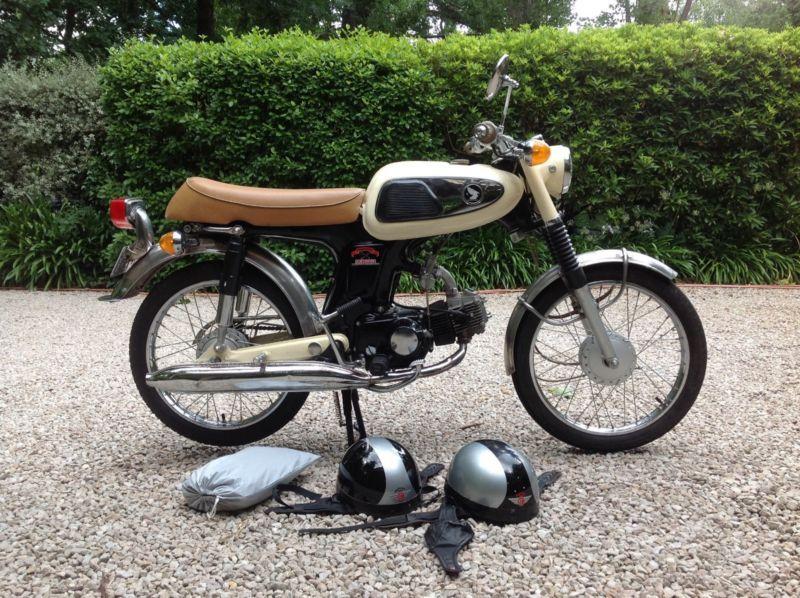 Honda Ss50 1966 Vintage Motorcycles Gumtree Australia Stirling Area Stirling 1097711027 Vintage Motorcycles Honda Honda S90