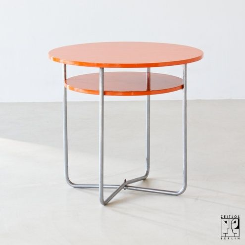 Esstisch Bauhaus bauhaus stahlrohr table from the 30 s 1100 bauhaus