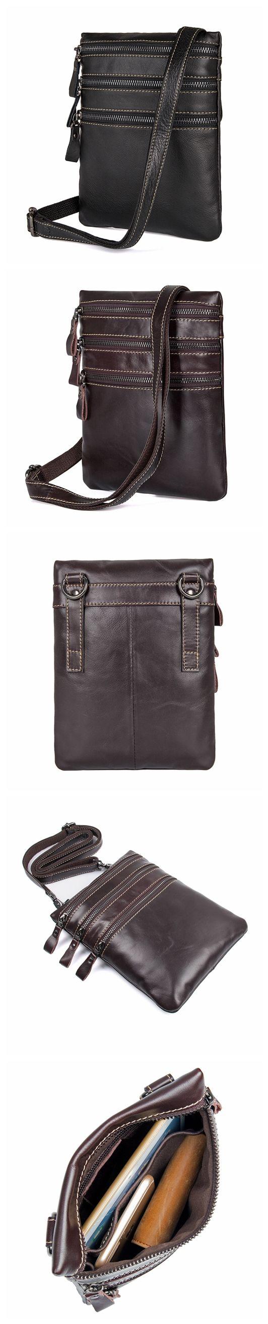 Vertical Messenger Bag Vintage Leather Messenger Bag Men Large Messenger  Bags 1034   Men Leather Messenger Bags   Pinterest   Leather messenger bags 7e44e1d503