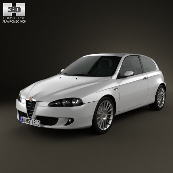 Alfa Romeo 147 3door 2009 #Romeo, #Alfa, #door